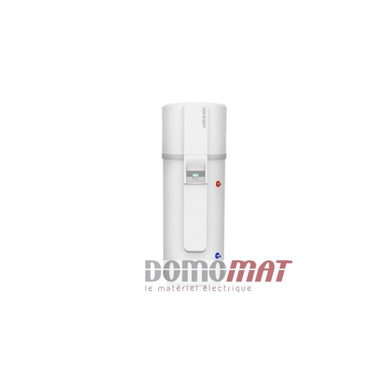 Atlantic chauffe eau thermodynamique calypso 233520 for Comparateur chauffe eau thermodynamique