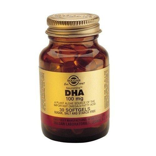 60e8bd2da0d9 Référence produit  C DHA 100mg, 30 capsules. Marque  Solgar Catégorie   Complément aliment. santé