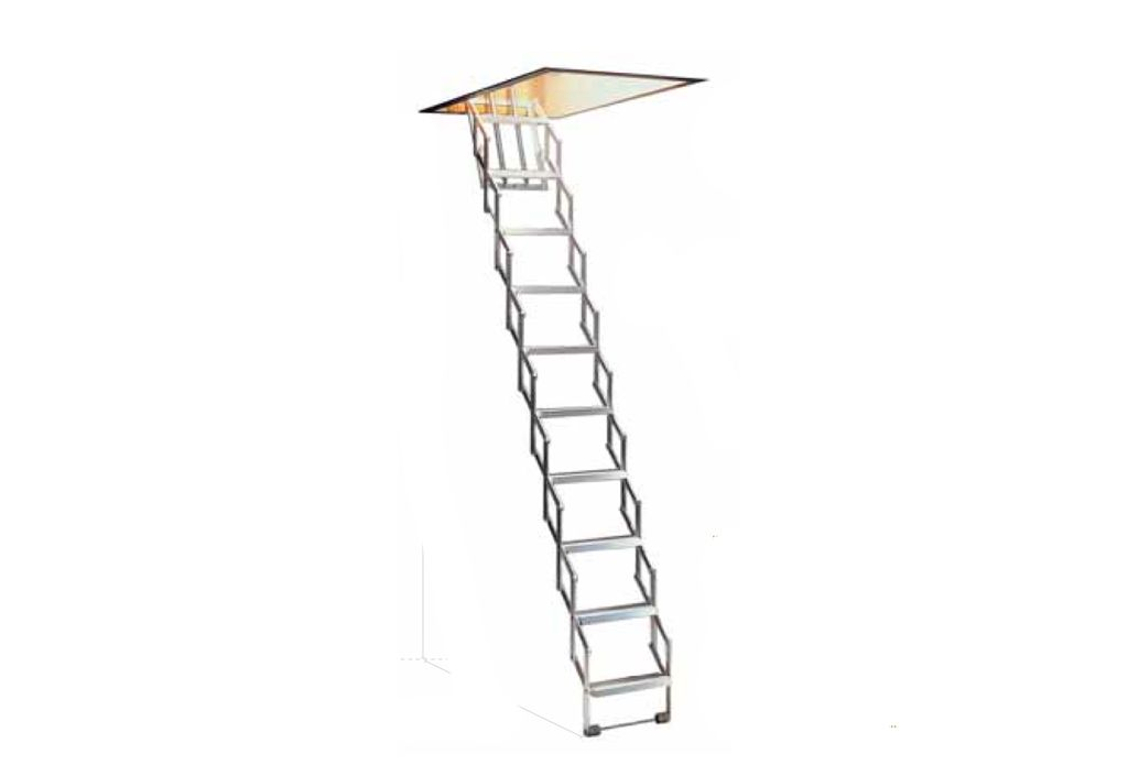 Catgorie menuiserie et huisserie du guide et comparateur d - Escalier escamotable aluminium ...