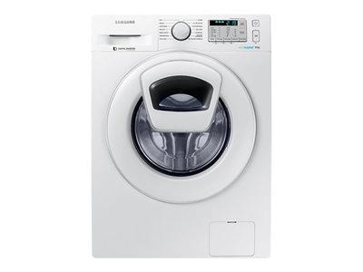 lave linge frontal connect add wash ww80k5413ww samsung. Black Bedroom Furniture Sets. Home Design Ideas