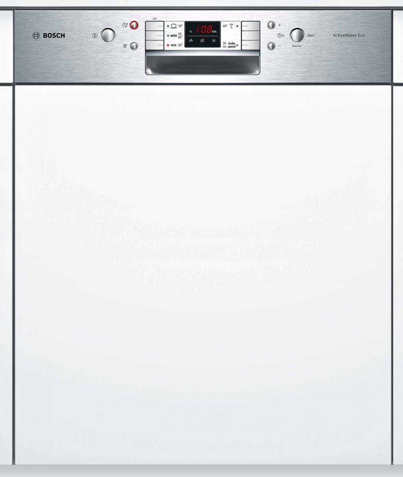 bosch smi58p15eu catgorie divers electromnager. Black Bedroom Furniture Sets. Home Design Ideas
