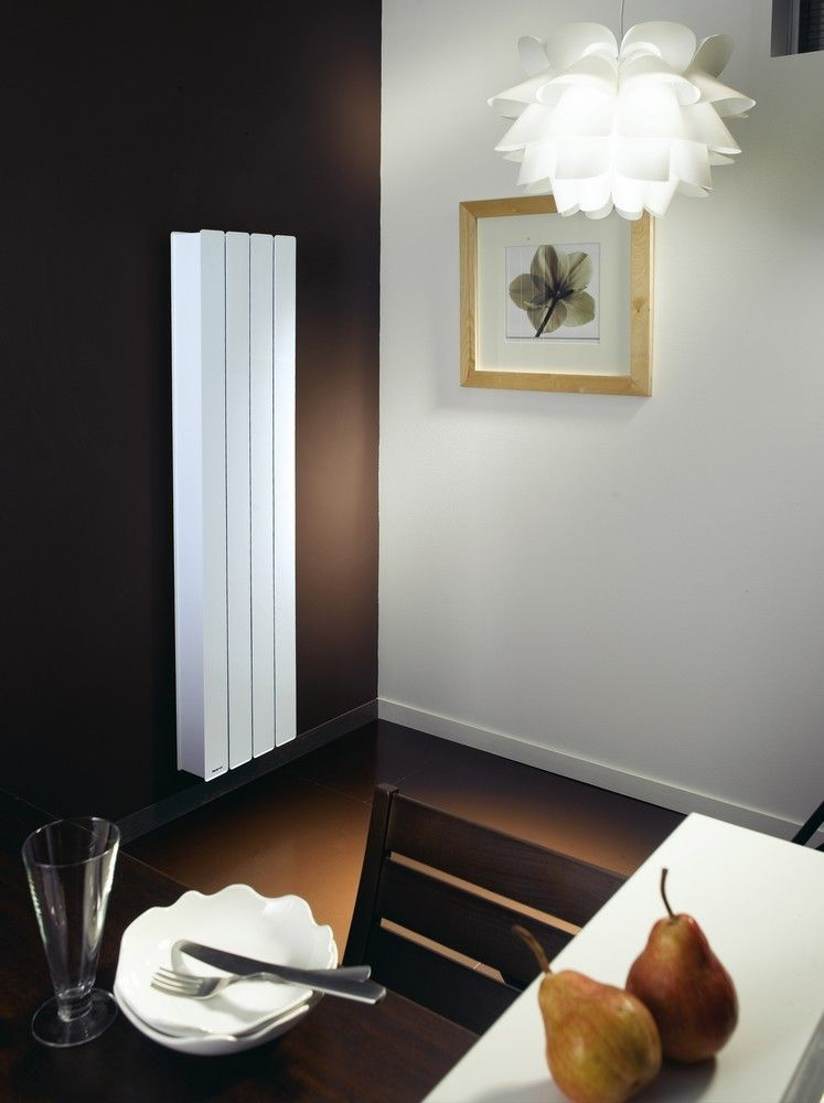 airelec radiateur fonte fontea digital 1000w vertical. Black Bedroom Furniture Sets. Home Design Ideas