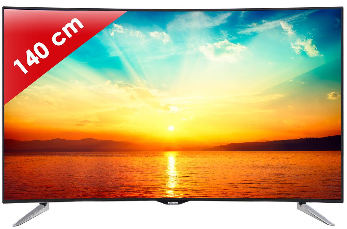 comparateur image son television televiseur ecran plat lcd produit panasonic txcre