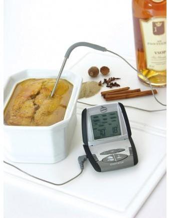 Sonde temperature guide d 39 achat for Sonde temperature cuisine